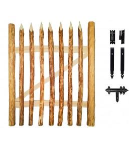Brama drewniana 100 cm...