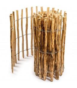 Drewniane ogrodzenie 5...